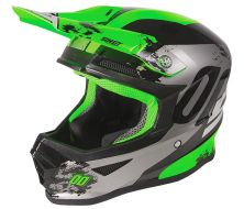 CASQUE SHOT KID SHADOW NEON-GREEN GLOSSY