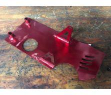 Sabot aluminium rouge Occasion