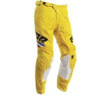 Pantalon THOR Pulse Pinner Jaune