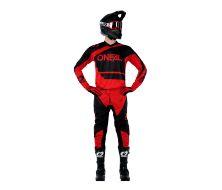 Pack Maillot + Pantalon O'NEAL Racewear Rouge