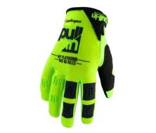Off Road Gloves PULL-IN Challenger - Green