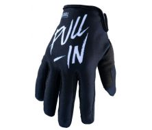 Off Road Gloves Pull-In Challenger - Black