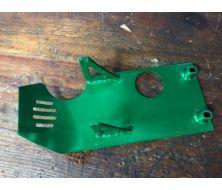 Sabot aluminium vert Occasion