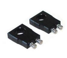 Pontets YCF ajustable 28,6mm 2Vis