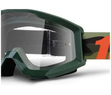 Masque Cross 100% Strata Camouflage