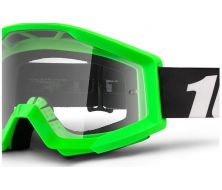 Protection visage Cross 100% Strata Vert Fluo