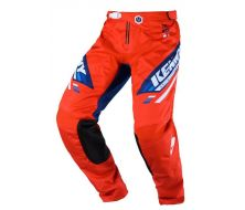 Pantalon KENNY RACING Track Navy - Rouge