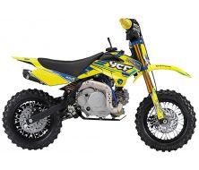 Pit Bike YCF 50A edition limitée