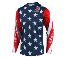 maillot enfant star navy TROY LEE DESIGN