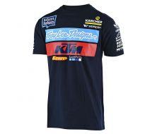 Tee Shirt Troy Lee Designs KTM