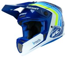 Casque Kenny Track Victory Bleu