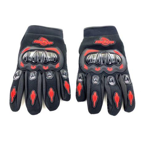 Gant de protection Noir/Rouge