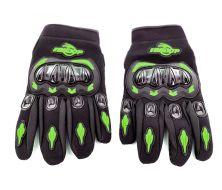 Gant de protection Noir/Vert