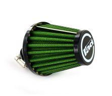 Filtre à air Cornet Vert 35-38mm