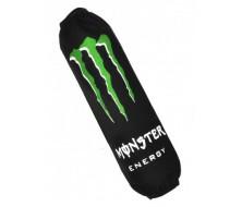 """Chaussette d'amortisseur """"Monster Energy"""" 280mm"""