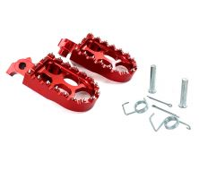 FootPeg CNC Red