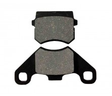 Brake Pads for Single Front Pot Caliper 74/7