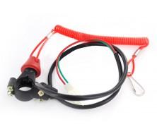 Coupe Circuit anti chute Switch + Leash