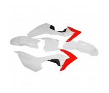 Kit Plastique CRF110-S Complet Rouge