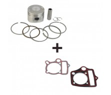 Set Piston + Gasket 140cc YX (56mm)