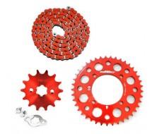 Configurer Votre Transmission CNC Rouge (Moteur YX)