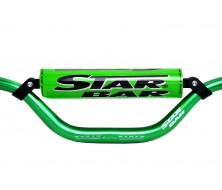 Guidon Fatbar StarBar 28,6mm Vert 2017