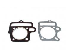 Joint de culasse + embase 125cc Lifan passage d'huile ovale