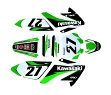 KIT DECORATION CRF70 KAWASAKI