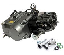 moteur yx 107 cc Démarrage electrique