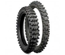 "Pack de pneus cross 16""+19"""