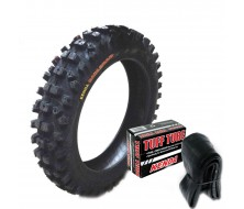 Tyre Cross 12'' Rear + Ultra Heavy Inner Tube KENDA CARLSBAD