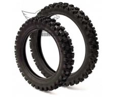 "PACK PNEU CROSS 12"" + 14"""