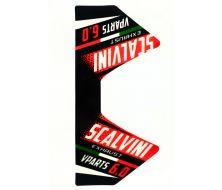Sticker de cartouche Scalvini
