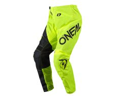 Pantalon O'NEAL Element Racewear Jaune