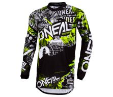Maillot O'Neal Element Attack Jaune