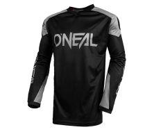 Maillot O'Neal Matrix Ridewear Noir