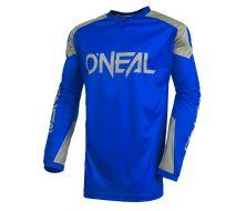 Maillot O'Neal Matrix Ridewear Bleu