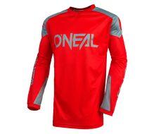 Maillot O'Neal Matrix Ridewear Rouge