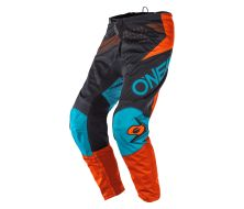 Pantalon O'NEAL Element Factor Orange/Bleu/Noir (2021)