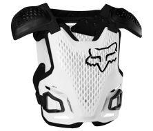 protection fox r3 White L/XL