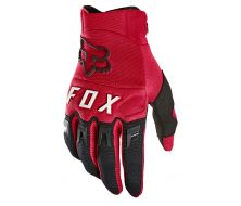 Gant FOX DirtPaw - Red (2021)