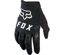 Gant FOX Youth DirtPaw - Black (2021)