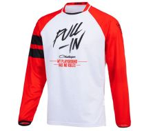 Maillot PULL-IN Original Solid Rouge/Blanc (2021)