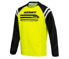 Maillot Enfant KENNY RACING Raw jaune (2021)
