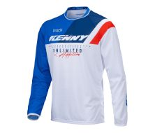 Maillot Enfant KENNY RACING Track Focus Patriot (2021)