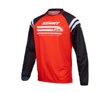 Maillot KENNY RACING Raw Rouge (2021)
