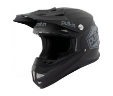 Casque solid PULL-IN noir