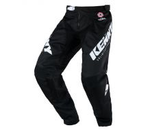 Pantalon Enfant KENNY RACING Raw Noir (2021)