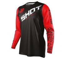 Maillot Enfant SHOT Slam Red (2021)