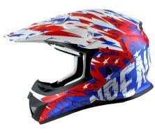 Casque NO-END Kid Cracked USA